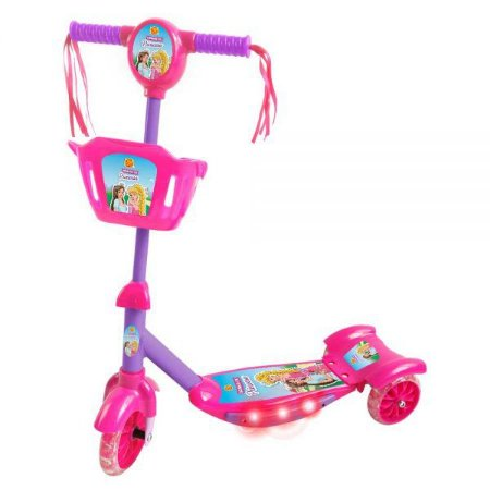 Patinete Princesa DMR5621 DM Toys