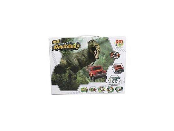 Pista Dinossauro Track DMT5574 DM Toys