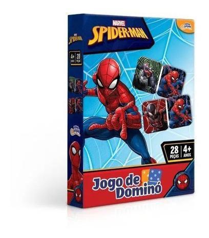 Dominó Homem Aranha 8015 Toyster