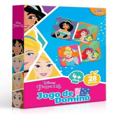 Dominó Princesas 8009 Toyster