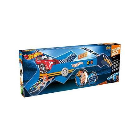Guitarra infantil  Hot Wheels 8007-3 Mattel