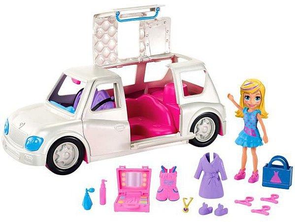 Polly Pocket Limousine Fashion GDM19 Mattel
