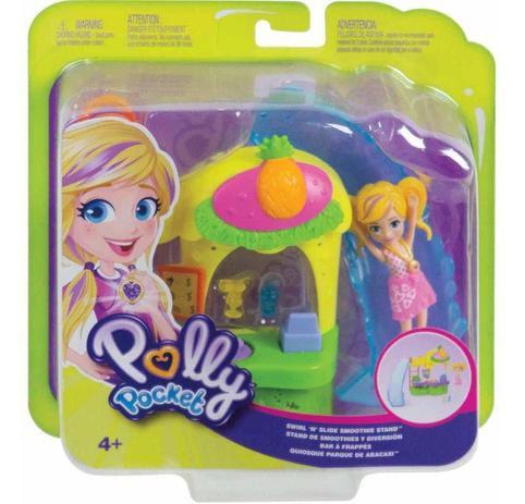 Polly Quiosque Parque GFR00 Mattel