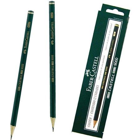 Lápis Regente 6b Faber Castell - Unidade