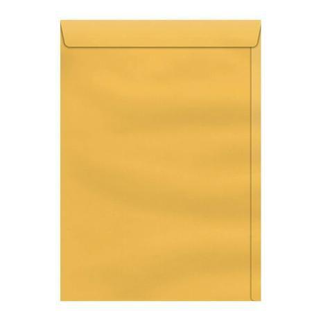 Envelope Ouro A4 - Unidade