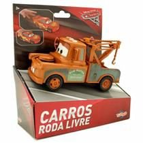 Carro Tow Mater Carros 13cm 29501 Toyng