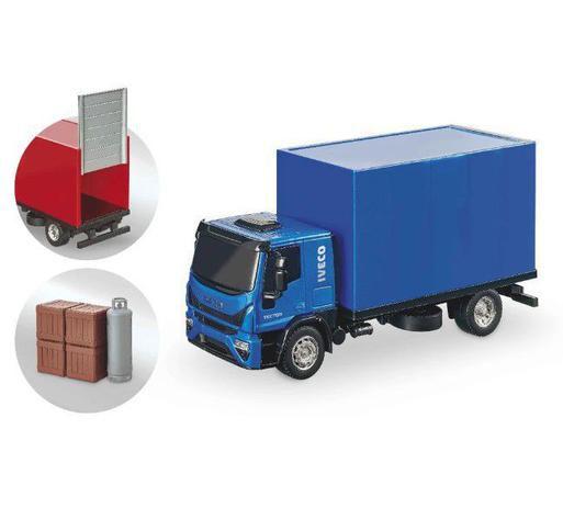 Caminhão Tector Baú 451 Usual