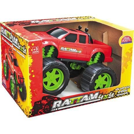 Carrinho Pick-up Rattan 112 Usual