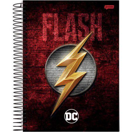 Caderno Universitário 96 folhas Capa Dura DC Comics - Jandaia