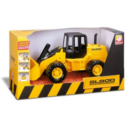 Trator Escavadeira SL800 6085 Silmar