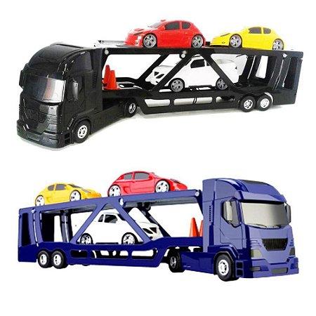 Caminhão Cegonha Pollux Transcar Speedy 6710 Silmar - Unidade