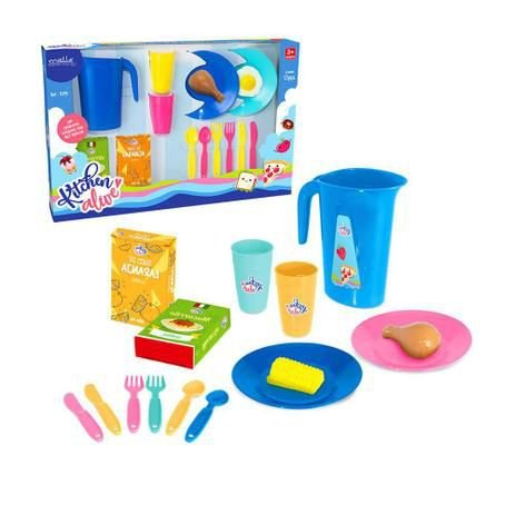Kit Infantil Kitchen Alive Kit 2 B245 Mielle