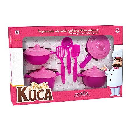 Kit Infantil Mestre Kuca Kit 1 B101 Mielle