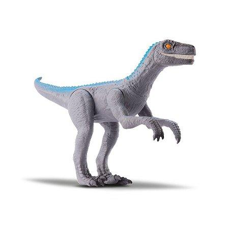 Dinossauro Velociraptor Dino Island 1560 Silmar