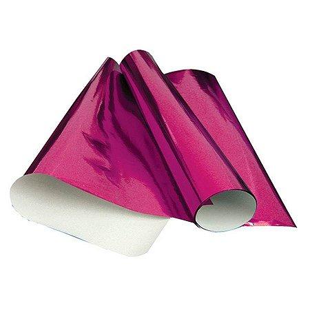 Cartolina Laminada 48x60cm Pink VMP