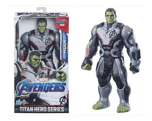Boneco Hulk Avengers 30cm Ultimate War E3304 Hasbro