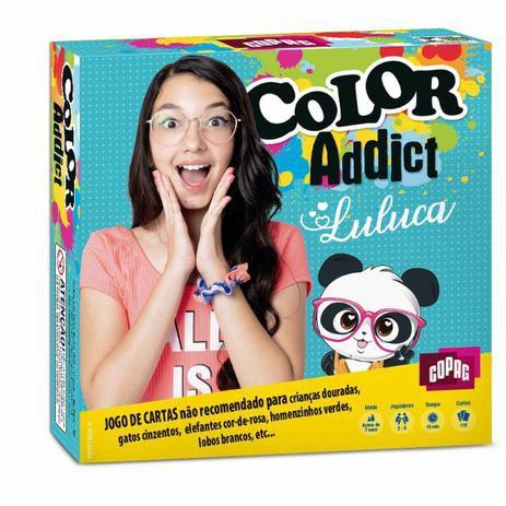 Jogo Color Addict Luluca 89769 Copag