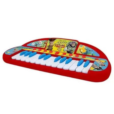 Teclado Toy story 4 Musical 34550 Toyng