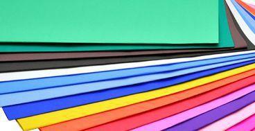 Color set 110 gramas  48cm x 66 cm VMP