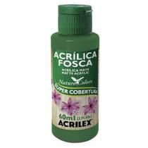 Tinta Acrílica Fosca Nature Colors 60ml Verde Musgo 513 Acrilex