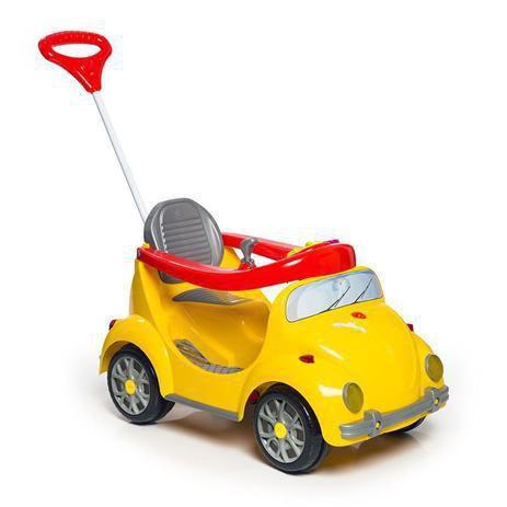 Carro Fusca Fouks Amarelo 997 Calesita