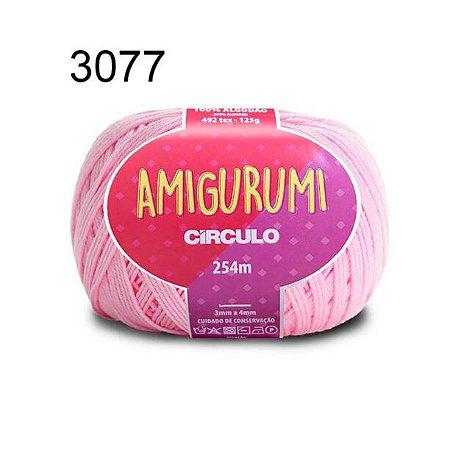 Linha Amigurumi 254m Cor 3077 Quartzo - Círculo