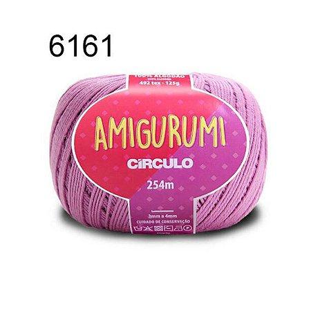 Linha Amigurumi 254m Cor 6161 Violeta - Círculo