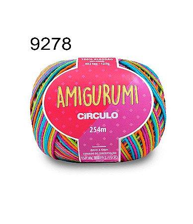 Linha Amigurumi 254m Cor 9278 Lhama - Círculo