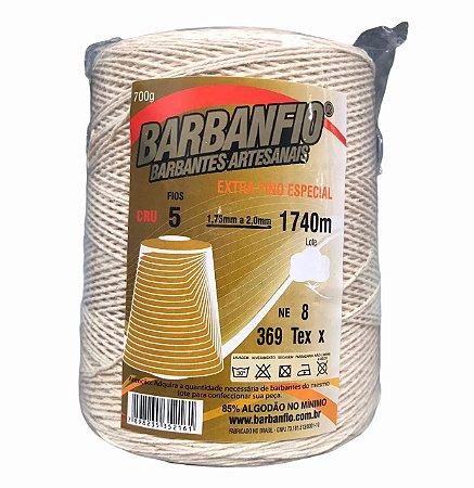 Barbante Barbanfio 5 fios Extra Fino Especial 700 Gramas 1740 Metros
