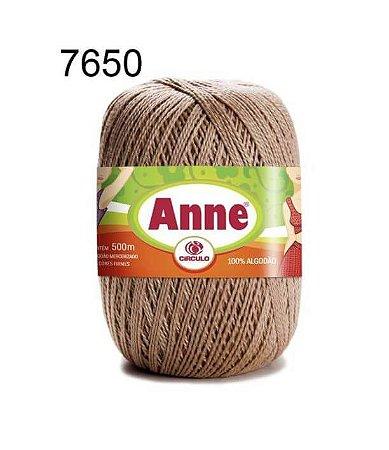 Linha Anne 500m Cor 7650 Amêndoa - Círculo