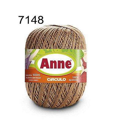 Linha Anne 500m Cor 7148 Kraft - Círculo
