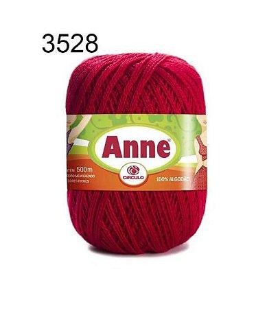 Linha Anne 500m Cor 3528 Carmim - Círculo