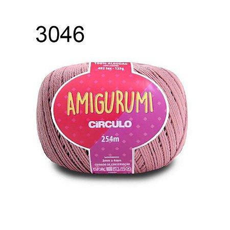 Linha Amigurumi 254m Cor 3046 Doçura - Círculo