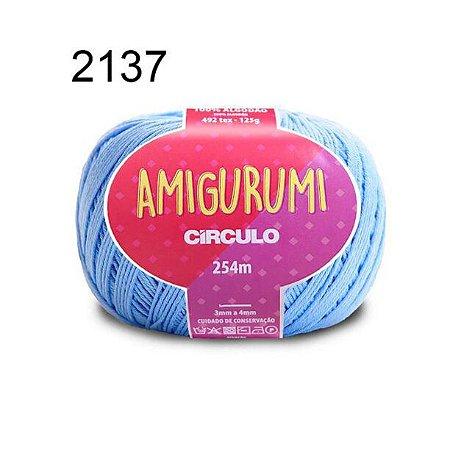 Linha Amigurumi 254m Cor 2137 Hortência - Círculo