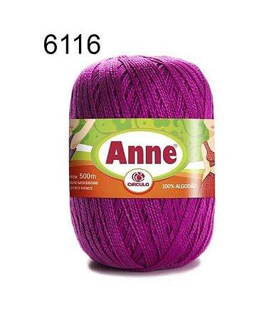Linha Anne 500m Cor 6116 Rosa - Círculo