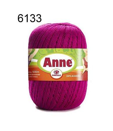 Linha Anne 500m Cor 6133 Pink  - Círculo