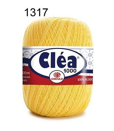 Linha Cléa 1000 151g Cor 1317 Solar - Círculo