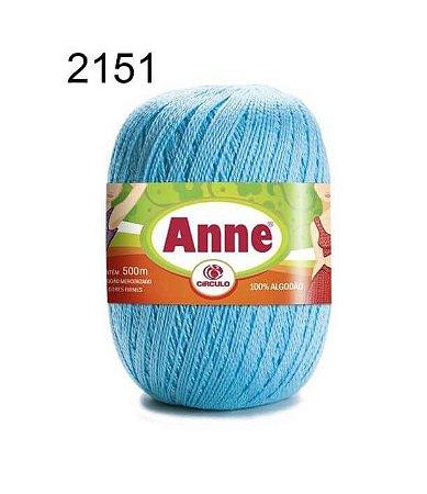 Linha Anne 500m Cor 2151 Céu - Círculo