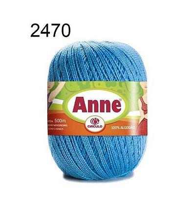 Linha Anne 500m Cor 2470 Enseada - Círculo