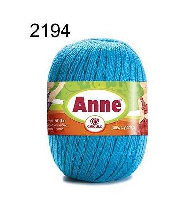 Linha Anne 500m Cor 2194 Turquesa - Círculo