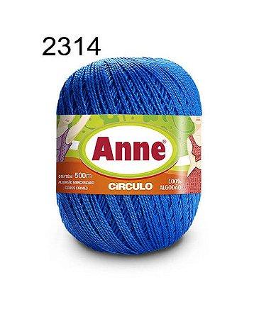 Linha Anne 500m Cor 2314 Royal - Círculo
