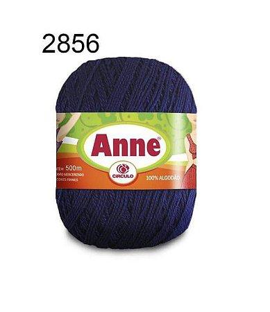 Linha Anne 500m Cor 2856 Anil Profundo - Círculo