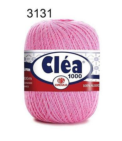 Linha Cléa 1000 151g Cor 3131 Chiclete - Círculo