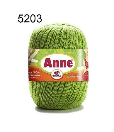 Linha Anne 500m Cor 5203 Greneery - Círculo