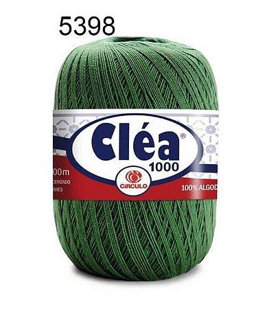 Linha Cléa 1000 151g Cor 5398 Musgo - Círculo