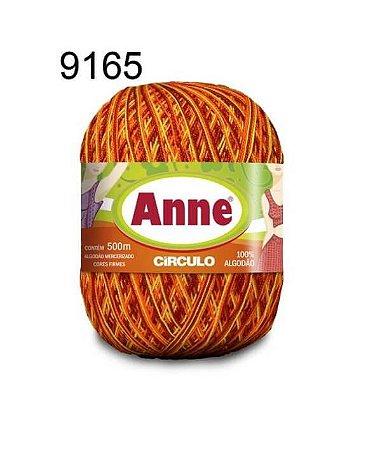 Linha Anne Mescla 500m Cor 9165 Hibisco Amar - Círculo