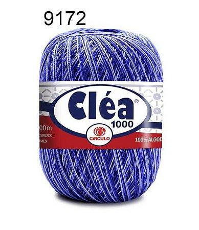 Linha Cléa 1000 151g Cor 9172 Amuleto - Círculo