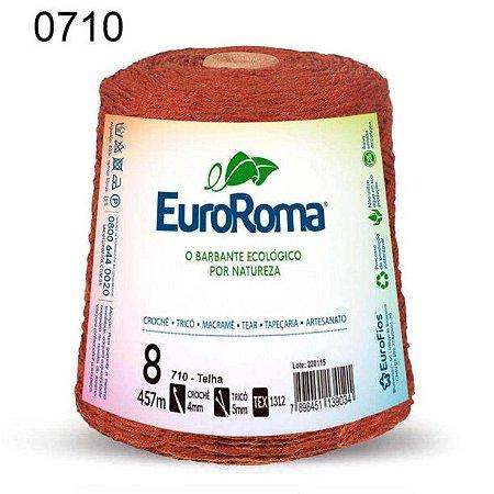 Barbante EuroRoma 8 fios Cor 710 Telha 457 metros