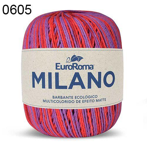Barbante Milano 200gr Cor 605 Amora EuroRoma