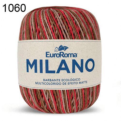 Barbante Milano 200gr Cor 1060 Maça do Amor EuroRoma
